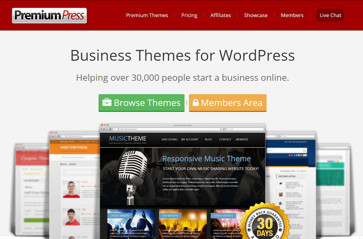 premium-press-wordpress-themes